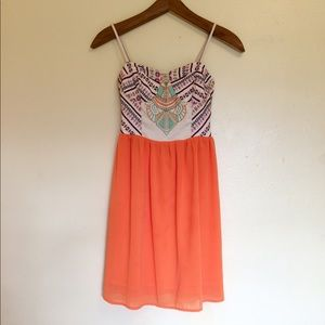 Flying Tomato | Embroidered Sun Dress